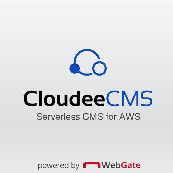 CloudeeCMS Webseite